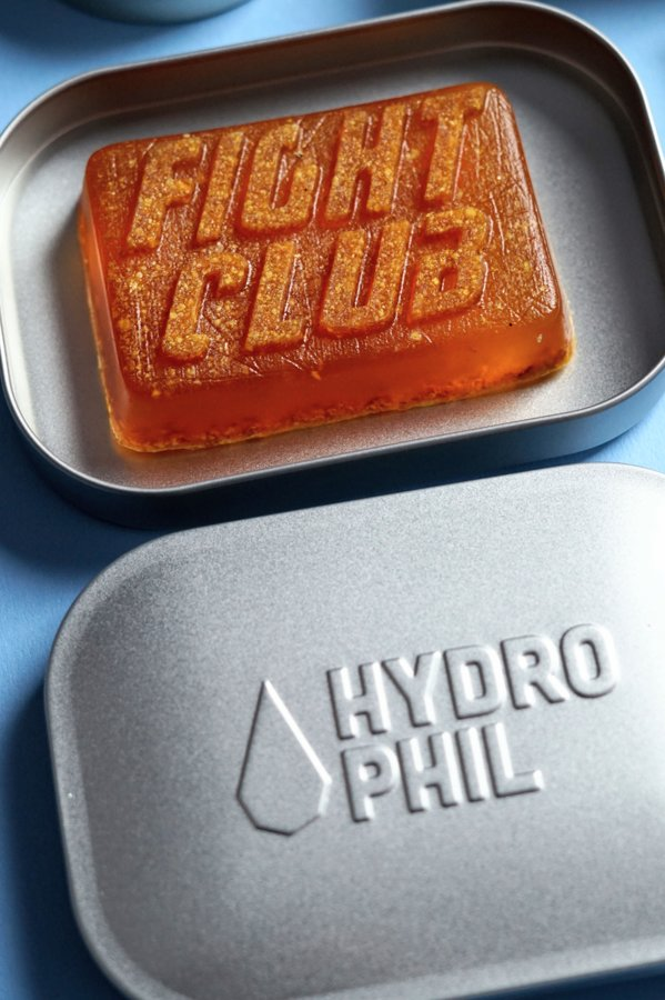 Fight club body soap