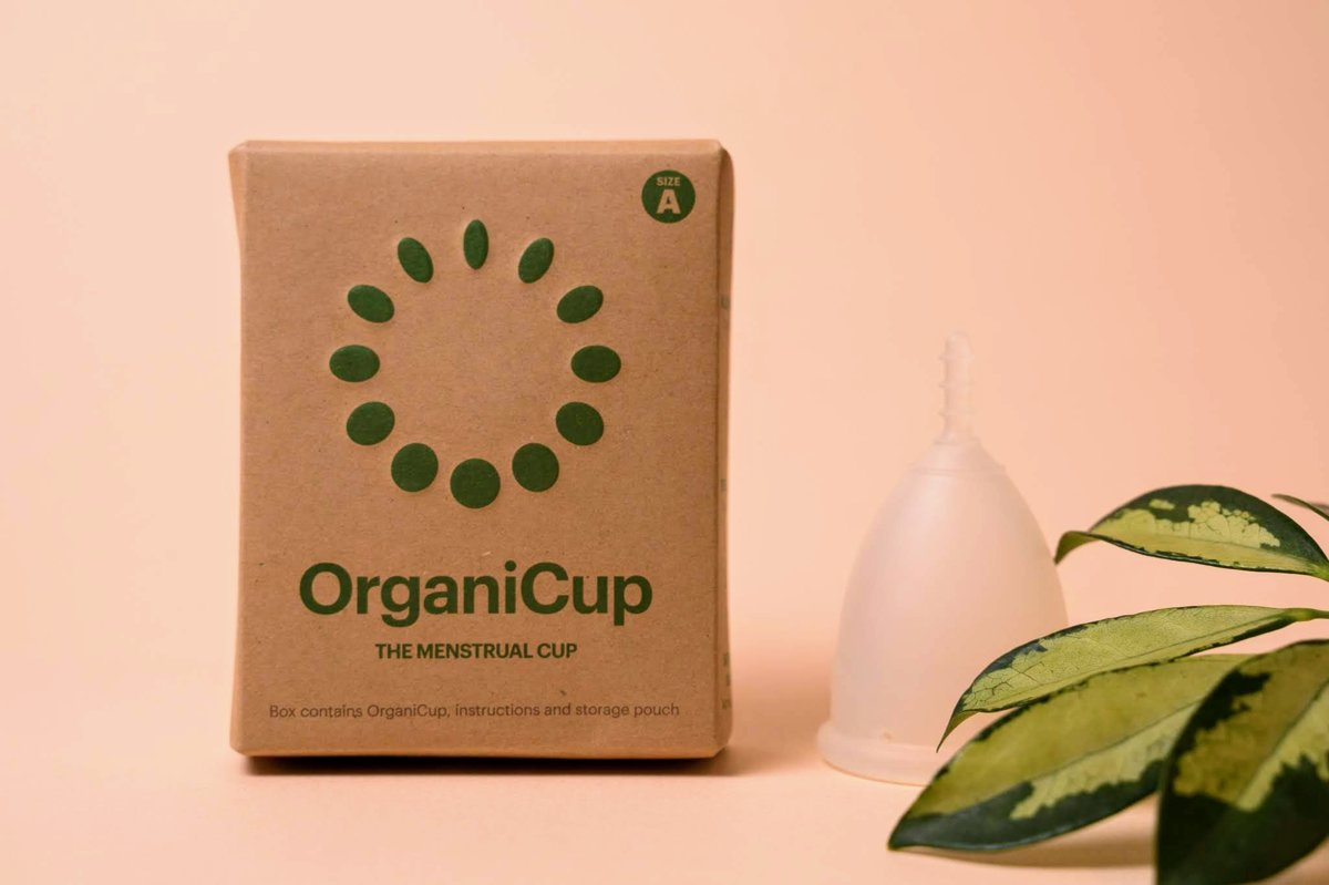Menstrual Cup OrganiCup